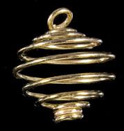 Spiralhållare